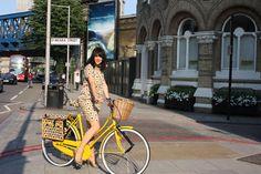 orla kiely bike
