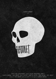 Hamlet art. Wicked poster!