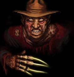 Nightmare On Elm Street ~ Freddy Kruger