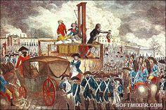 Исторические сюжеты: Казнь как праздник