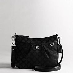 Small Black Purse by Coach