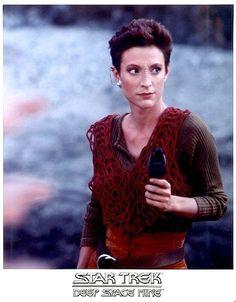 Scotty Star Trek, Star Trek 1, Star Trek Show, Star Trek Characters, Female Characters, Nana Visitor, Star Trek Universe, Deep Space, Pretty Woman