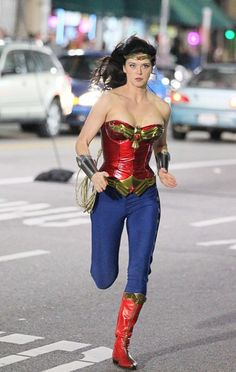 Adrianne Palicki as Wonder Woman (2011 TV Pilot)