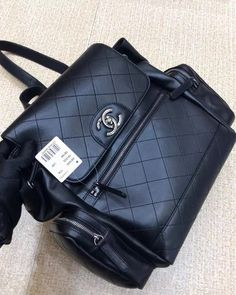 Chanel 2017 Backpack 32.5CM