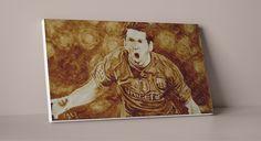 Large Canvas Prints, D1, Messi, Barcelona, Moose Art, Store, Natural, Artist, Animals