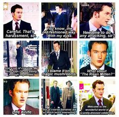 IANTO!  Torchwood!