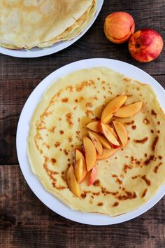 Paleo Crepes Recipe {Paleo, Gluten-Free, Clean Eating, Dairy-Free}