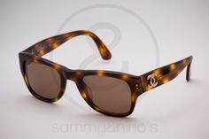 vintage chanel sunglasses!