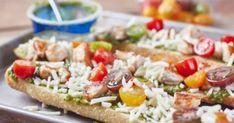 Η πιο Νόστιμη Γαλλική Πίτσα που θα Ξετρελάνει Μικρούς και Μεγάλους