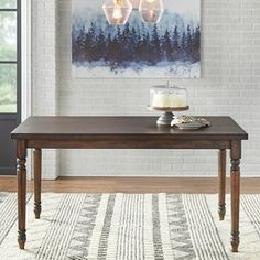 Our Best Dining Room & Bar Furniture Deals Tiny Dining Rooms, Dining Room Bar, Dining Chairs, Dining Area, Kitchen Dining, Dining Set With Bench, Solid Wood Dining Table, Dining Sets, Furniture Deals