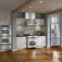 New Fhiaba Fridge Freezer & Wine Cooler stainless steel
