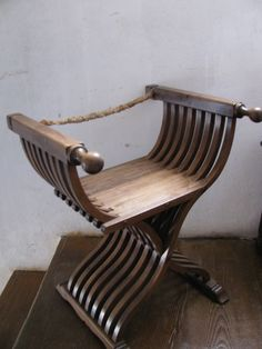 silla de madera jabuga