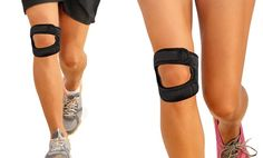 Dual Action Knee Strap. Free Returns.