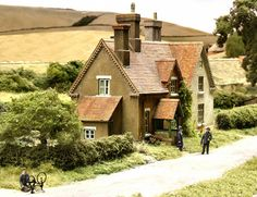 Our Image Gallery | Pendon Museum | Modelling the past for the future