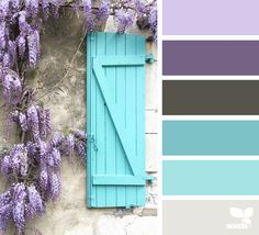 { color view } image via: @suertj #color #palette #colorpalette #pallet #colour #colourpalette #design #seeds #designseeds