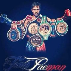 Manny Pacquiao, Pac Man, Boxing Champions, Eva Marie, Rafael Nadal, Maria Sharapova, Muhammad Ali, Serena Williams, Roger Federer