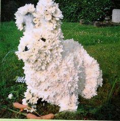 funeral flowers - Rabbit
