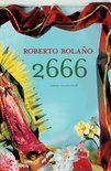 Roberto Bolano 2666  Vier literatuurfanaten, drie mannen en een vrouw, worden verbonden door hun gemeenschappelijk fascinatie voor het werk van Benno von Archimboldi, een mysterieuze Duitse schrijver. Ze maken een absurde bedevaart naar Santa Teresa, aan de grens van Mexico met de Verenigde Staten, waar Archimboldi zou zijn gezien. Eenmaal in Santa Teresa komen ze erachter dat de stad sinds jaren het decor vormt van een reeks afschuwelijke misdrijven