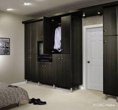 No Room For A Closet? A Wardrobe Is A Solution   Vermont Custom Closets  Custom