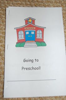 The Hardin Family: First Day of Preschool!!!