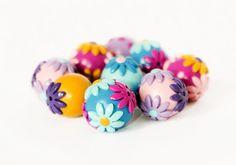 Blossom beads / Summer by dropsLand, via Flickr