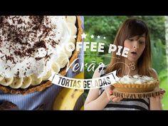 BANOFFEE PIE aka. TORTA DE BANANA E DOCE DE LEITE | VERÃO | 136 #ICKFD Dani Noce - YouTube
