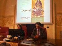 A Chieti presentata la mostra Donna de Paradiso