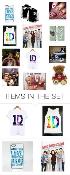 """""""One Direction"""" by hunterhayesfan100 ❤ liked on Polyvore featuring art"""