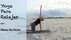 Yoga para relajar el cuerpo
