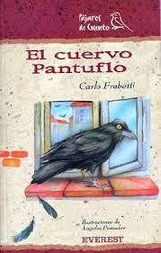 Bienvenidos al Medio Ambiente: El cuervo Pantuflo