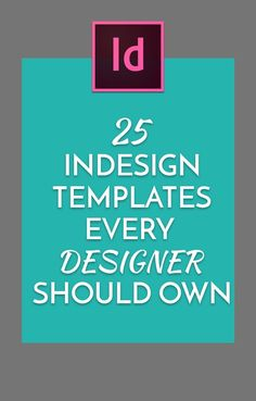 If you're planning to put together a magazine, book, or brochure, Adobe InDesign is without a doubt going to be your tool of choice. This software is perfectly tuned for creating complex layouts. Web Design, Graphic Design Tools, Graphic Design Templates, Tool Design, Graphic Design Inspiration, Graphic Projects, Vector Design, Adobe Indesign, Indesign Templates