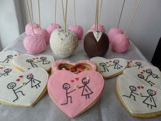 Engagement cookies and apples