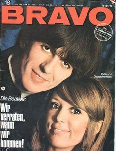 BRAVO-18-1966-BEATLES-ROMY-SCHNEIDER-ELVIS-PRESLEY-FRANCOISE-HARDY-COMPLETE