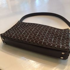 AUTHENTIC Kate Spade BRAND NEW VINTAGE Dot Noel Quilted Shoulder Bag - LOADED WITH KSNY DETAIL - ABSOLUTELY GORGEOUS!! - $145