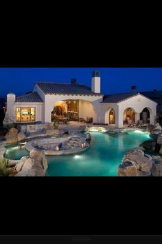 in a perfect life..  id have an amazing house like this