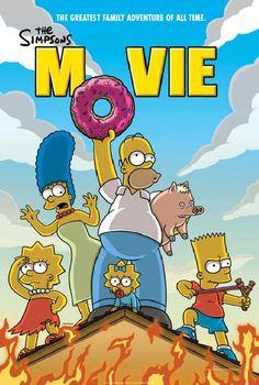 Homer debe salvar al mundo de una catástrofe que él mismo ha provocado. Todo comienza con Homer, su nueva mascota, un cerdo, y un silo lleno de excrementos que tiene una fuga, una combinación que desencadena un desastre distinto a todo lo que Springfield haya experimentado jamás. Mientras Marge está indignada por la monumental metedura de pata de su patán marido, una turba vengativa cae sobre el hogar de los Simpson...