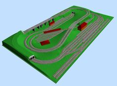 Diese 10 Modellbahn-Gleispläne sind kostenlos als Download verfügbar, z.T. als PDF-Gleisplan. Für alle gängigen Spurweiten wie H0, Spur N, Z oder TT.
