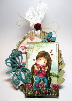 a touch of magnolia: Papercraft Inspirations Magazine Blog Project