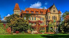 Faber castell Castle by Karl Kirklewski  on 500px