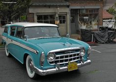 Rambler car | 1957 Nash Rambler news, pictures, specifications, and information