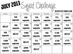(100+) workout challenge | Tumblr