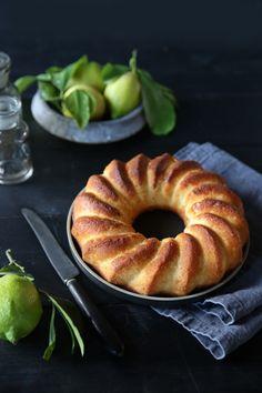 Bundt Cake citron et au mascarpone | Stephatable