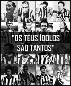 Botafogo de Futebol e Regatas - Your idols are so many ...