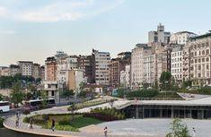 *이스탄불 시샨 파크 [ SANALarc ] Sishane Park :: 5osA: [오사]