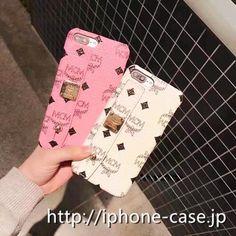 MCM iphone8 ケース ブランド 革貼りアイフォン ハードケース リストバンドデザインなエムシーエム iphone7/7plus携帯カバー かっこよくてオシャレ 若者愛用