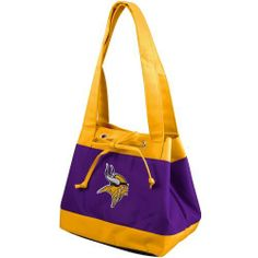 NFL Minnesota Vikings Lunch Bag by Charm14. $15.98. microfiber. Fully insulated. made of microfiber material. Two carry handles. Clinch closer. Whether you chose to pack a crispy chilled salad or a piping hot bowl of soup for lunch, this insulated lunch tote is the perfect companion for making sure your meal is as appetizing as when you prepared it. Adorned in vibrant team-spirited colors with an embroidered school wordmark on one side, this reusable lunch bag is perfect for sho...