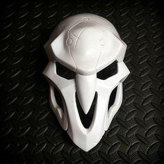 Reaper mask Overwatch by HenchmenProps on Etsy