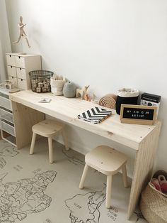 Our mud cloth catch all's work great in Kids spaces to keep things organized and clutter free| head to our website for more ideas and product for your living spaces