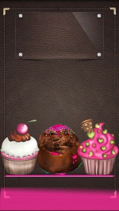 Wall paper pink iphone sweets 21 Ideas for 2019 Disney Phone Wallpaper, Cellphone Wallpaper, Iphone Wallpaper, Wallpaper Backgrounds, Candy Land Cupcakes, Sweet Cupcakes, Flowery Wallpaper, Kawaii Wallpaper, Cupcakes Wallpaper