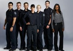 Rookie Blue - just finished a marathon of this show from season 1; ep 1 .. love it!